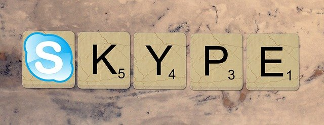 Využijte Skype