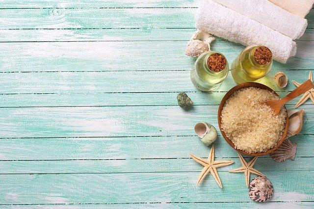 mořské produkty