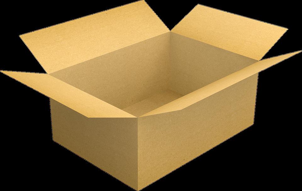 Před stěhováním v Liberci musíte vše zabalit do krabic