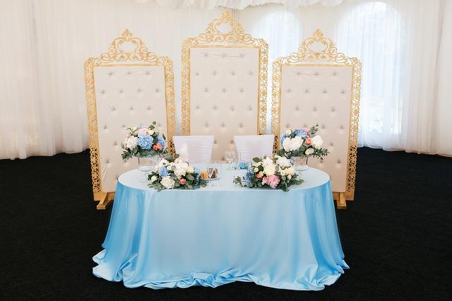 svatba ve stanu